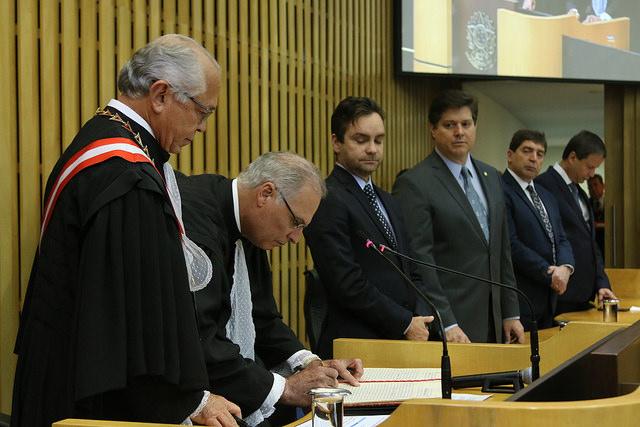 Novo ministro do TST aprovado pelo Plenário - Luiz José Dezena da Silva - Capanema e Belmonte Advogados